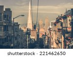 San Francisco Cityscape At...