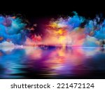 shores of dreams series.... | Shutterstock . vector #221472124