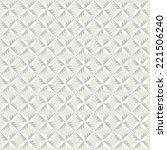 stylized  ak leaf  seamless... | Shutterstock .eps vector #221506240