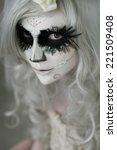 Halloween Witch. Beautiful...