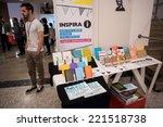 milan  italy   september 25 ... | Shutterstock . vector #221518738