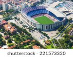 the largest stadium of... | Shutterstock . vector #221573320