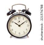alarm clock | Shutterstock . vector #221576788