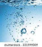high resolution beautiful wave... | Shutterstock . vector #221599009