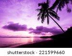 Beautiful Sunrise In Koh Payam...
