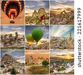 Hot Air Balloons In Cappadocia  ...