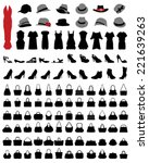 Silhouettes Of Women's Dress ...