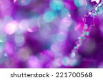 Colorful Christmas Background ...