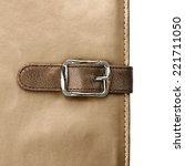 Notebook Closeup With Buckle I...