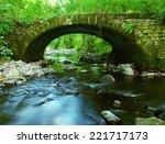 The Old Stony Bridge Of...