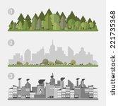 vector concept   ecology