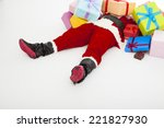 Santa Claus Too Tired To Lie O...