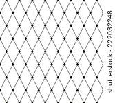 seamless geometric vector... | Shutterstock .eps vector #222032248