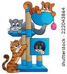 Cat Theme Image 1   Eps10...