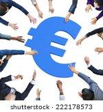 multi ethnicity of human hands... | Shutterstock . vector #222178573