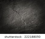 cracked stone rock in the style ... | Shutterstock . vector #222188050