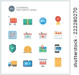 Pixel Perfect Flat Icons Set O...