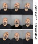 portraits | Shutterstock . vector #222458854