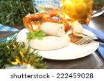 bavarian food | Shutterstock . vector #222459028