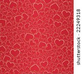 valentine seamless background.... | Shutterstock .eps vector #22249318