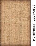 photograph of unprimed linen... | Shutterstock . vector #222493588