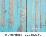 Vector Old Wooden Painted...