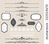 vector illustration of a... | Shutterstock .eps vector #222519670