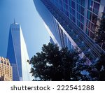 new york city   looking up.... | Shutterstock . vector #222541288