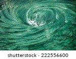 fantastic big maelstrom. funnel ... | Shutterstock . vector #222556600