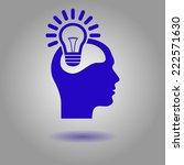 creative ideas light bulb...