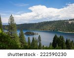 Lake Tahoe   View Of Emerald...