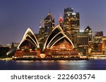 Australia Iconic Sydney City Landmarks - Fine Art prints