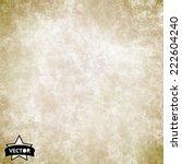 textured vintage paper vector... | Shutterstock .eps vector #222604240