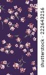 flower pattern | Shutterstock . vector #222643216