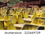 steel scrap left over from... | Shutterstock . vector #222669739