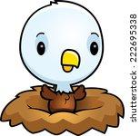 a cartoon illustration of a... | Shutterstock .eps vector #222695338