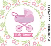 baby graphic design   vector... | Shutterstock .eps vector #222696556