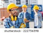business  building  teamwork... | Shutterstock . vector #222756598