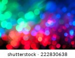abstract bokeh background of... | Shutterstock . vector #222830638