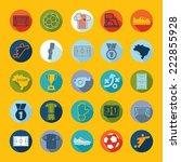 football  soccer infographic | Shutterstock . vector #222855928