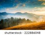 Amazing Mountain Landscape Wit...
