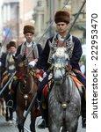 zagreb  croatia   october 04 ... | Shutterstock . vector #222953470