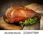 Grilled Chicken Breast On...