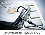 Credit Card Phishing   Piles Of ...