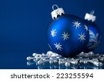 Silver And Blue Christmas...