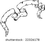 blank ripped banner   Shutterstock . vector #22326178