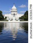 Постер, плакат: United States Capitol Government