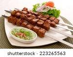 tikka boti 2   Shutterstock . vector #223265563