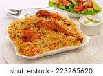 dehli biryani 8   Shutterstock . vector #223265620