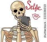 Human Skeleton With Popular...